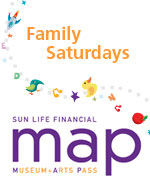 MAP Family Saturdays at TPL